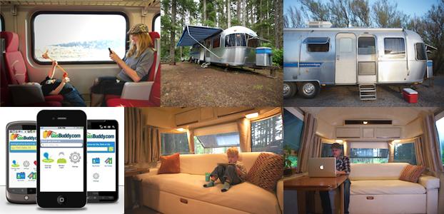 destination inspiration, shiny camper, gasbuddy.com, modern in denver,