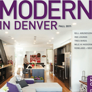 Modern In Denver - Fall Issue OUT NOW!