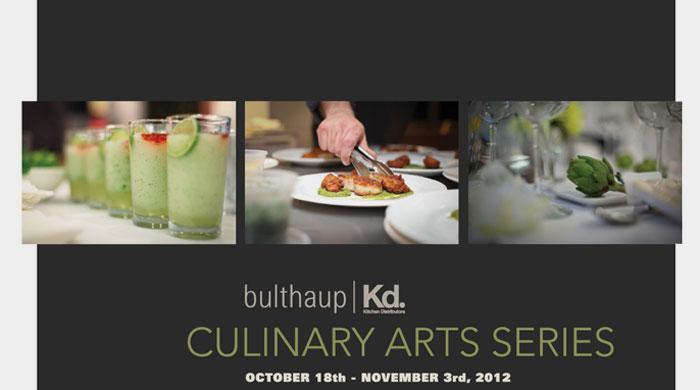 Culinary Arts series 2012