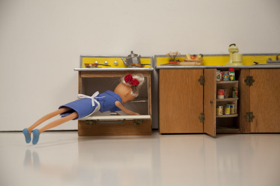 Dollhouse Exhibition And Toy: Modern In Denver—Colorado's Design Magazine » Dollhouse