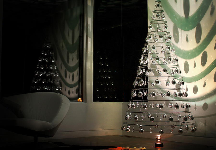 Modern In Denver—Colorado's Design Magazine » Modern Christmas Trees