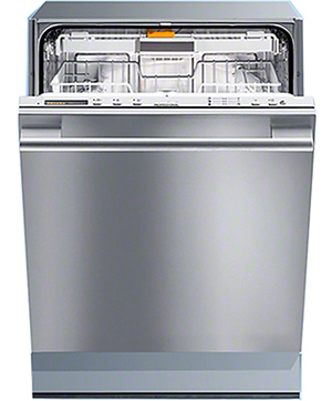 The Diamond Is Mieleu0027s Only Dishwasher With 16 Wash Programs, Including  ExtraQuiet, Heavy Soil, Starch/Cheese, Tall Items, Plastics, And Glass.