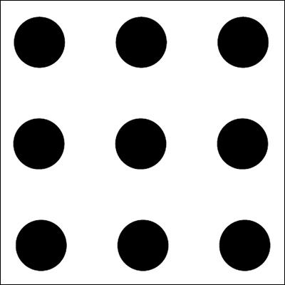 9 dot box problem algebra