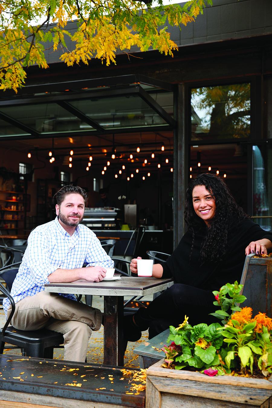 Aviano Coffee for Modern In Denver
