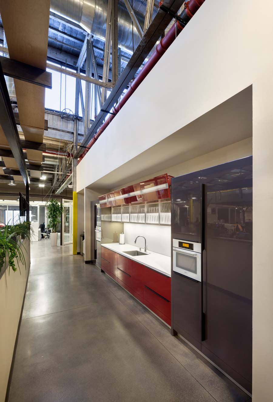 Rethinking office kitchen design for Office design denver