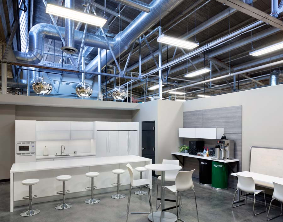 Rethinking Office Kitchen Design
