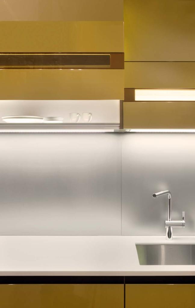 Tejon Kitchen Detail