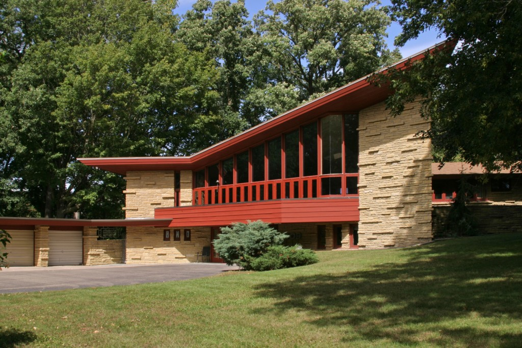 Modern Rental No 13 Stay In A Frank Lloyd Wright
