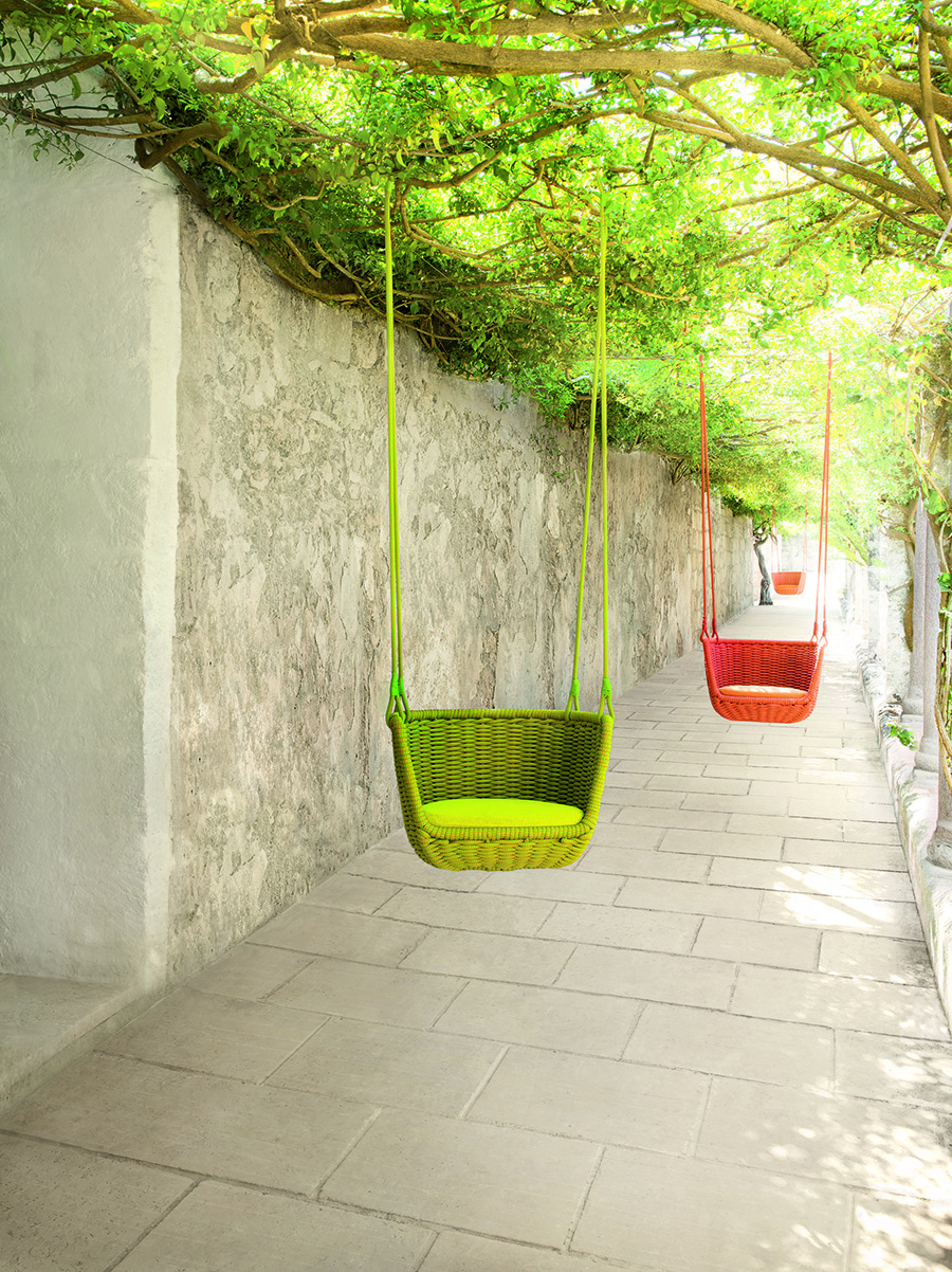 We Could All Use A Little More Whimsy In Our Lives, And Paola Lenti Serves  A Solution In Style With The Adagio Lawn Swing. The Family Owned And  Run  Company ... Pictures