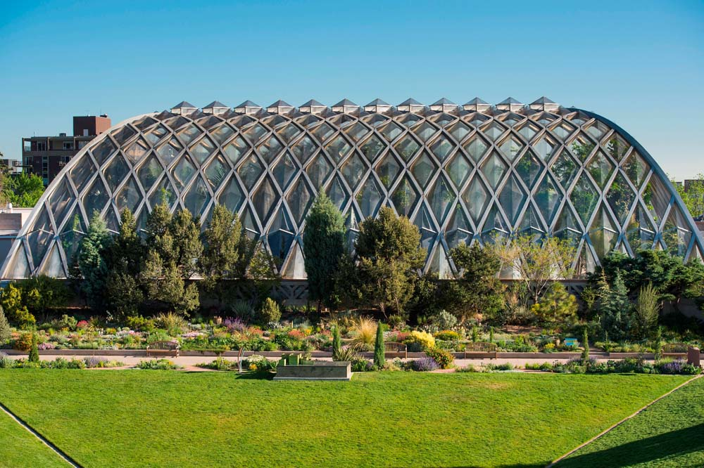 Gentil February Celebration And Panel Discussion Honors Mid Century Architectural  Landmark At Denver Botanic Gardens.