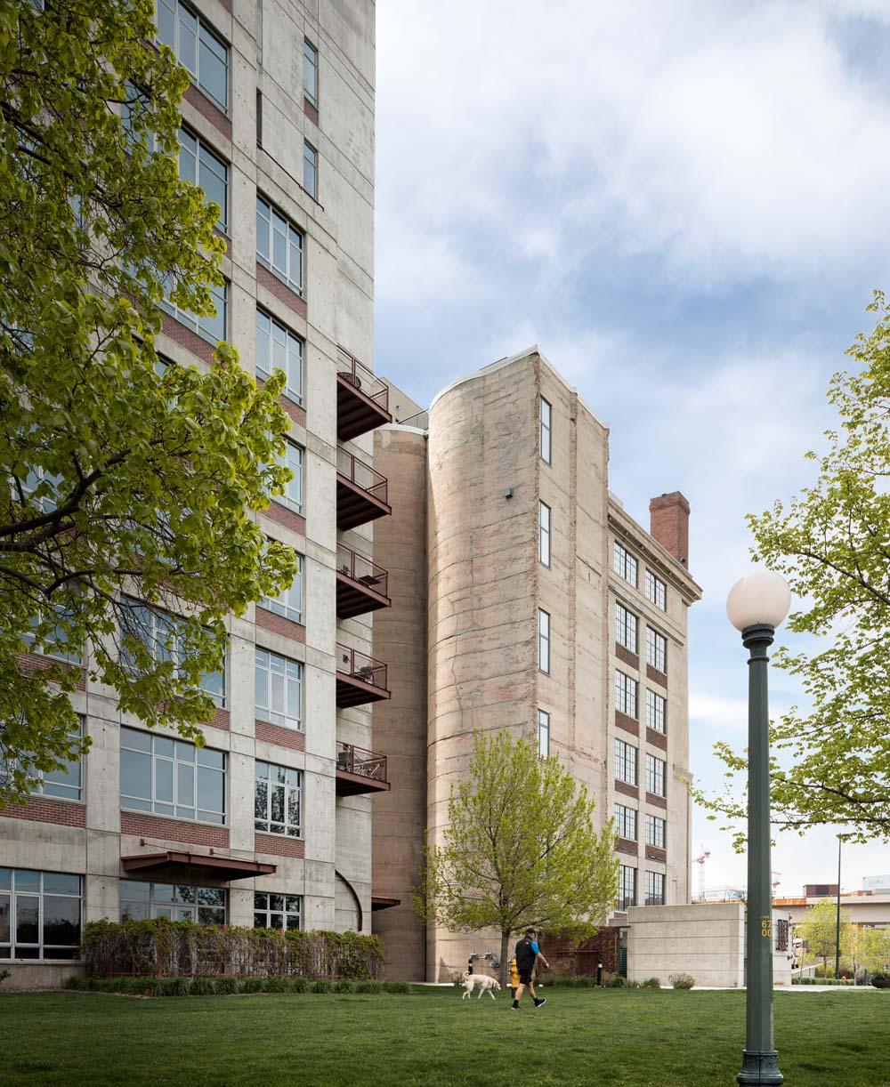 The Flour Mill: Modern Apartment Design In Denver
