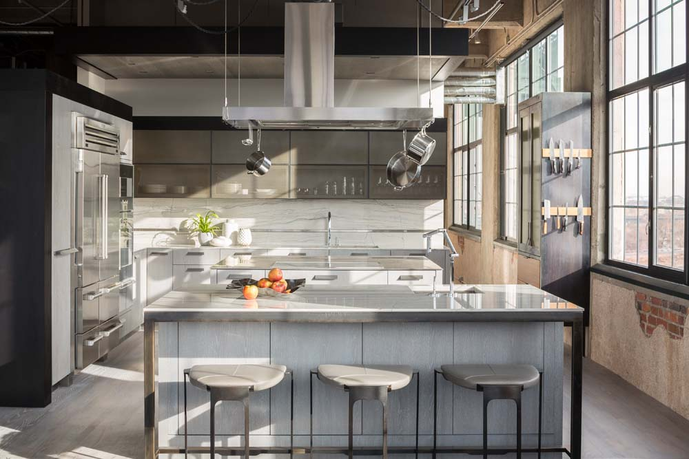 The Flour Mill Modern Apartment Design In Denver