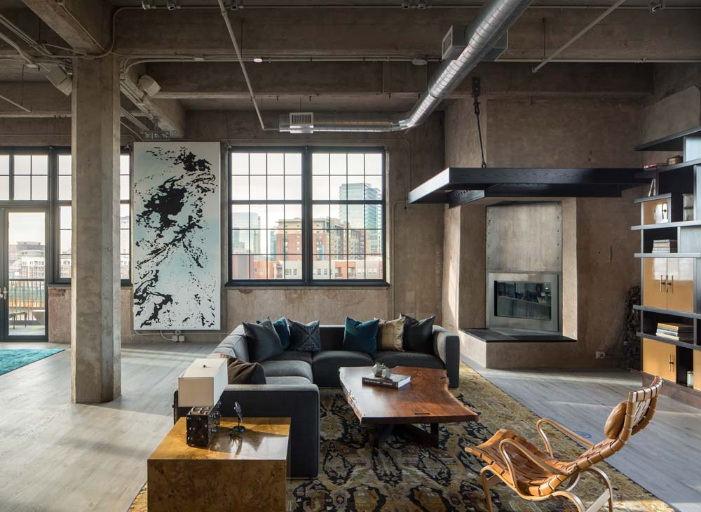 Flour Mill Lofts Denver modern in denver—colorado's design magazine » one in a mill-ion