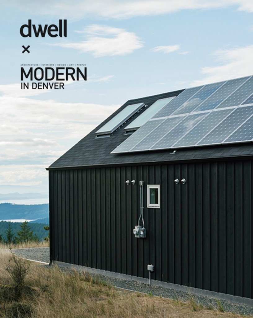 ^ Modern In Denver—olorado's Design Magazine » We're Partnering ...