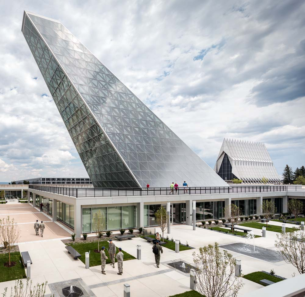 The USAF And Modern Architecture In Colorado