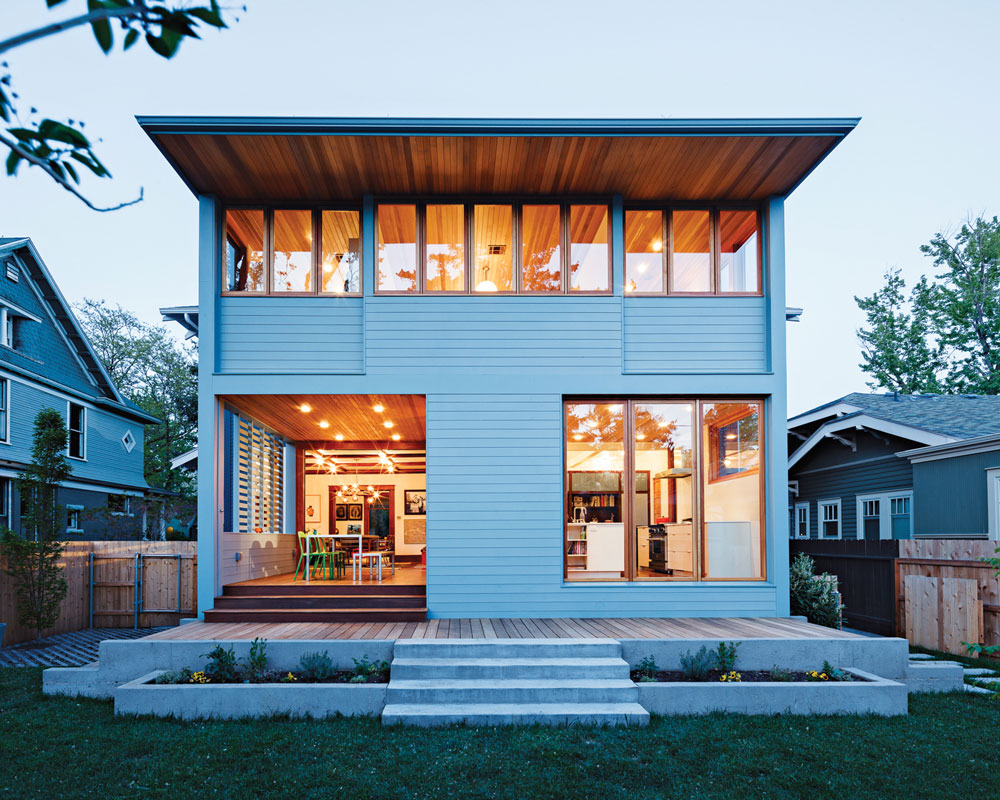 12 striking examples of clerestory windows in modern homes for High windows in house