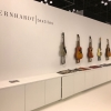 Bernhardt had a huge presence at the show. Their rooms were stylish, minimal, and often drool-worthy.