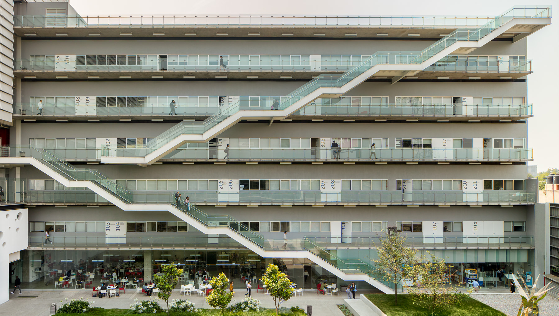 CENTRO University - TEN Arquitectos