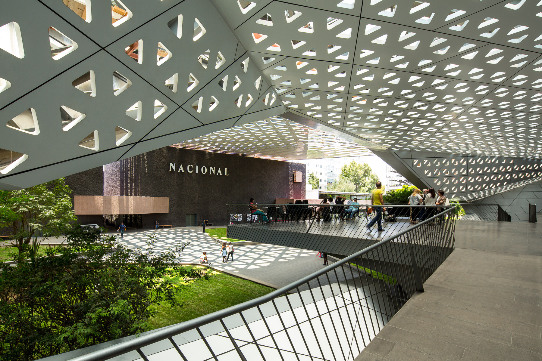 Rojkind_Cineteca Nacional Mexico