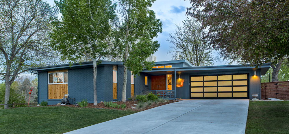 Mid Century And Modern Home Tour In Wheat Ridge