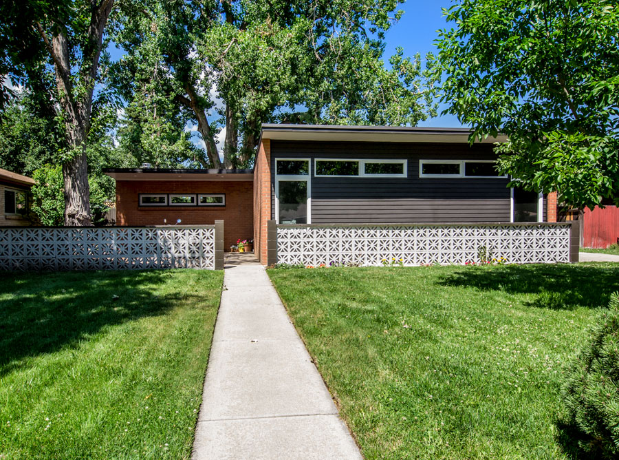 Modern Open Houses Modern In Denver Colorado S Design