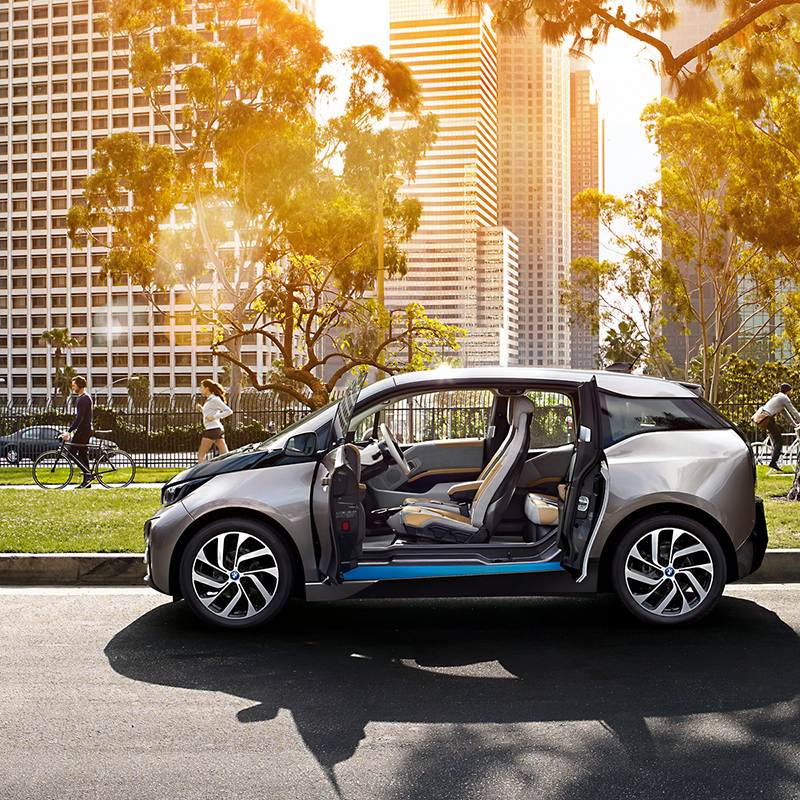 All-Electric BMW I3 Launch Party: You're Invited!