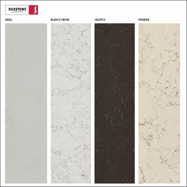 Cosentino Has Expanded Its Most Por Silestone Color Series With The Introduction Of Nebula Alpha A Collection Four Colors Inspired By Sleek