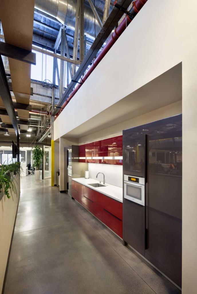 Rethinking Office Kitchen Design