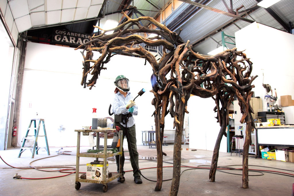 This Summer, You Can See Deborah Butterfieldu0027s Largest Exhibit Yet Right  Here In Colorado At The Denver Botanic Gardens (DBG). On Display Are 15  Life Size ...