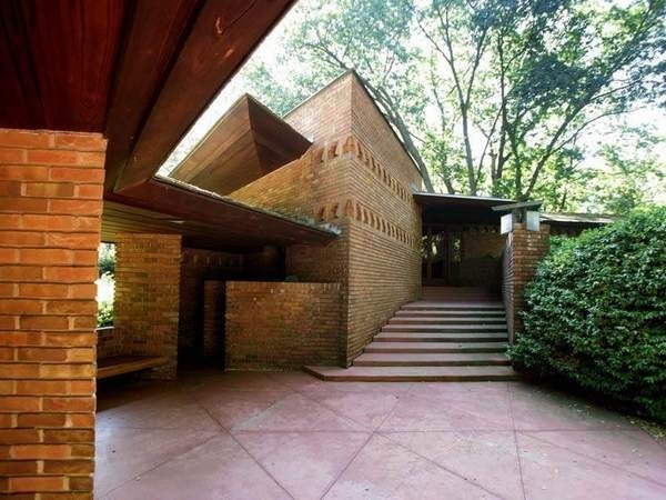 Frank Lloyd Wright Al 2 Palmer House