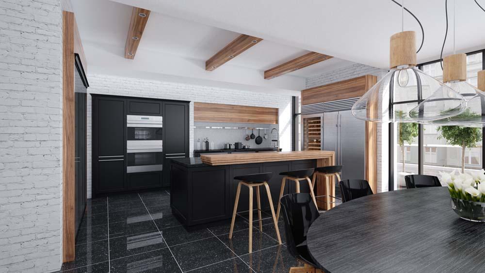 Kitchen Design With Convenience Modern In Denver