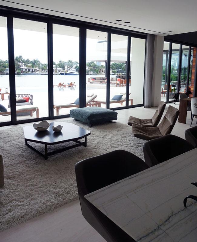 Modern Kitchen Design In Miami