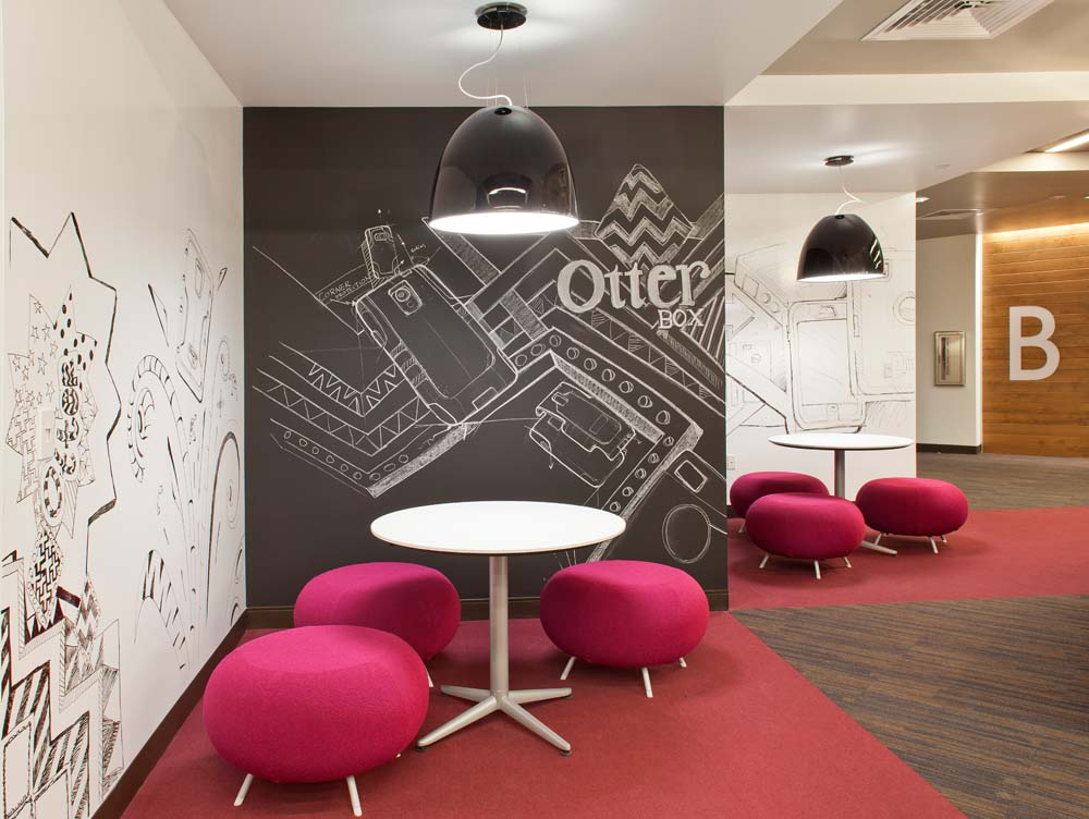 INSTEAD, OTTERBOX RELIED ON INHOUSE TALENT AND A CORE UNDERSTANDING OF ITS  OWN BRAND TO MANAGE THE OBSTACLES OF EXPONENTIAL GROWTH.