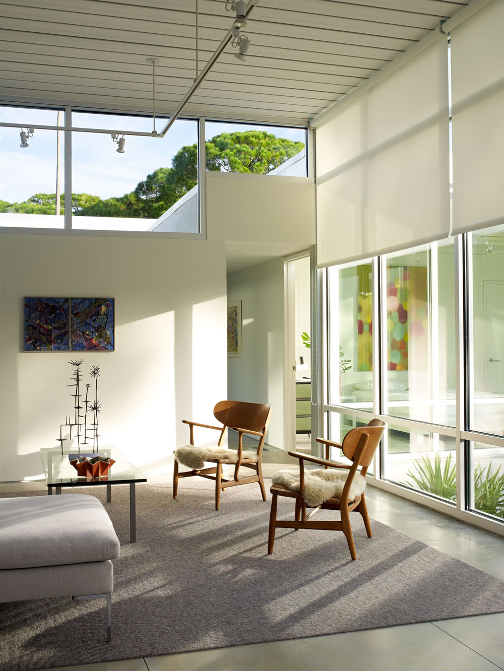 Business Design A House And Window: 12 Clerestory Windows In Modern Home Design