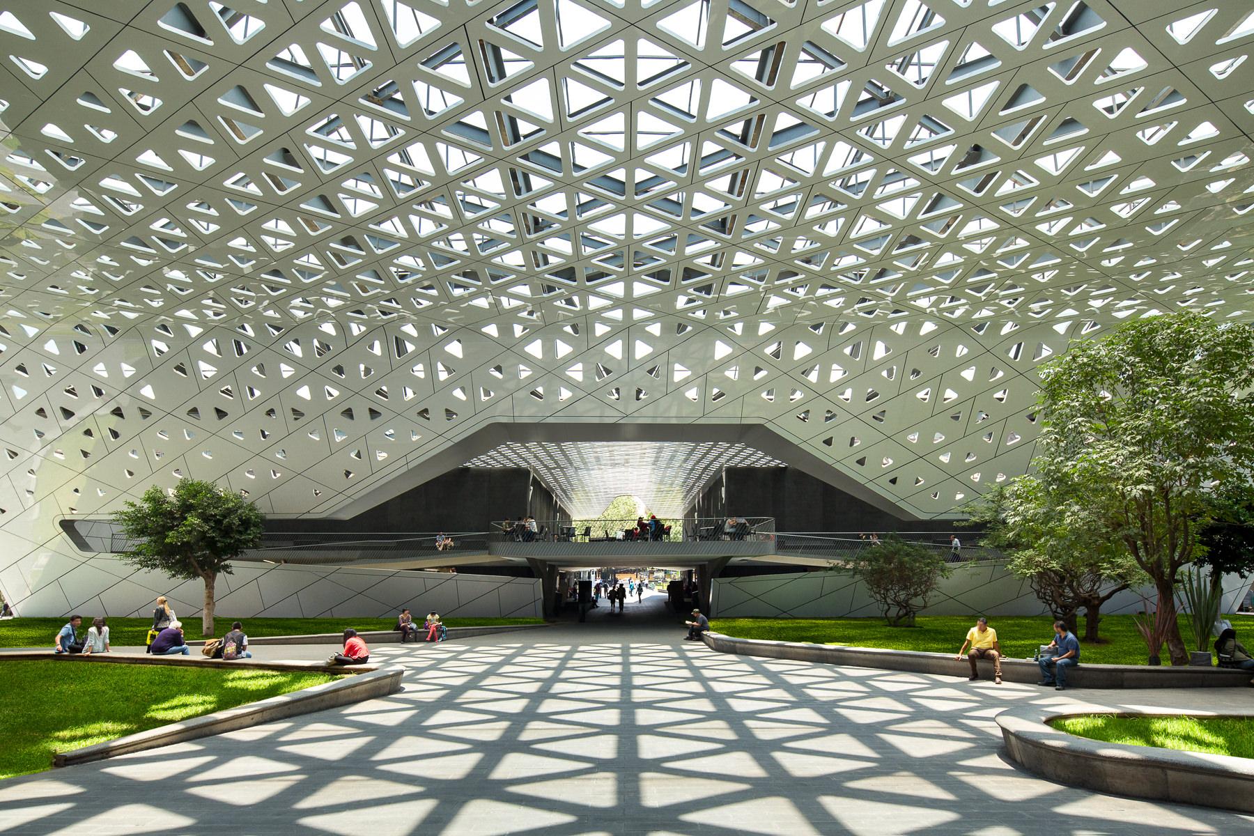 Nacional: Cineteca Nacional: An Icon Of Modern Architecture