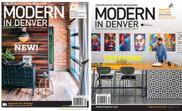 What Banksy Inspired Tile Modern In Denver Colorado S